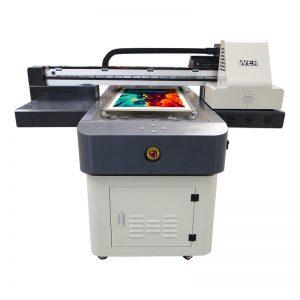 a4 size digital uv printing machine pvc canvas cloth carpet leather printer