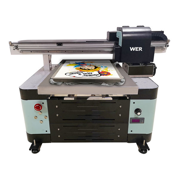 2018 new design vietnam a2 dtg flatbed t-shirt printer for parrel printing