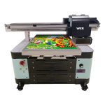 good price a2 flatbed small uv printer with epson printing head