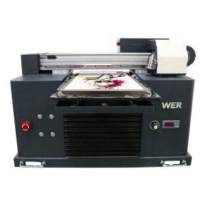 dtg multifunction flatbed printer--diy garment printer textile printer