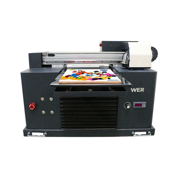 a4 uv flatbed printer for metal bottle