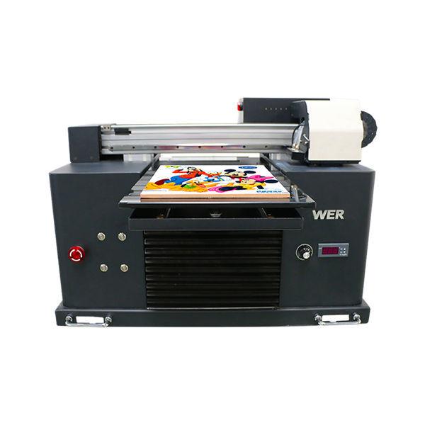 factory price uv printer / new mode uv flatbed printer