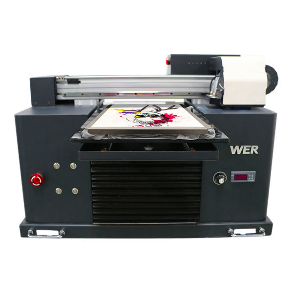 a3 digital direct to garment flatbed t shirt printer reasonable price