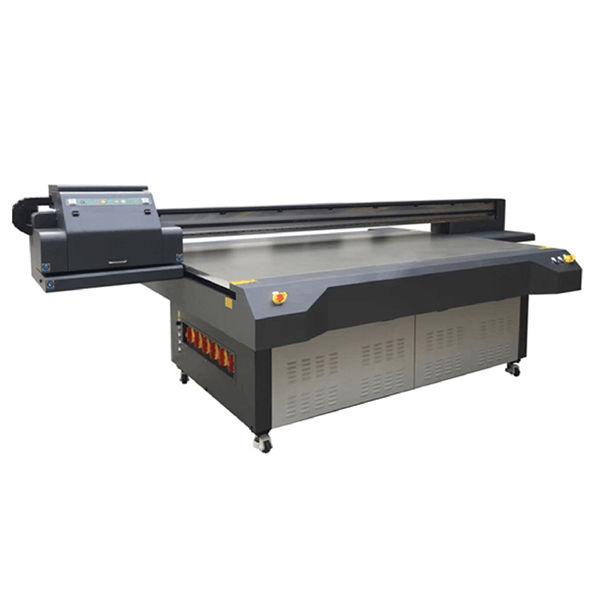 2018 small inkjet uv flatbed printer machine