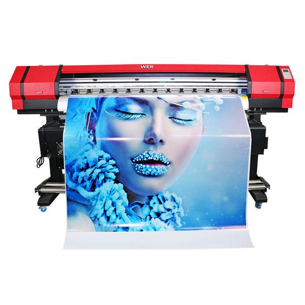 ฟิล์มไวนิล / สะท้อนแสง / ผ้าใบ / วอลล์เปเปอร์ eco เครื่องพิมพ์ตัวทำละลาย
