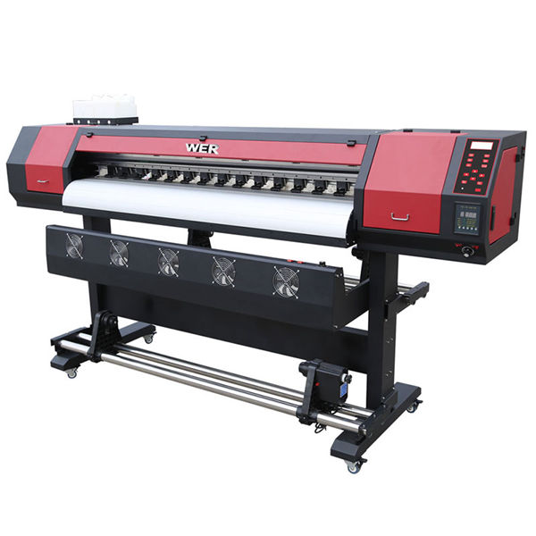 upgrade 2nd generation 1.8m double sided inkjet printer