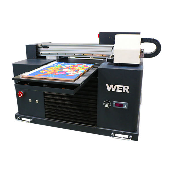 a1 / a2 / a3 / a4 led flatbed uv printer with factory price