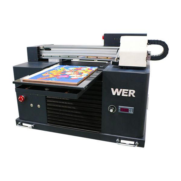 автоматический телефон чехол уф планшетный принтер с 6 цветной печати