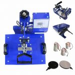 controller board printer board 3d sublimation printer 8in1heat press machine