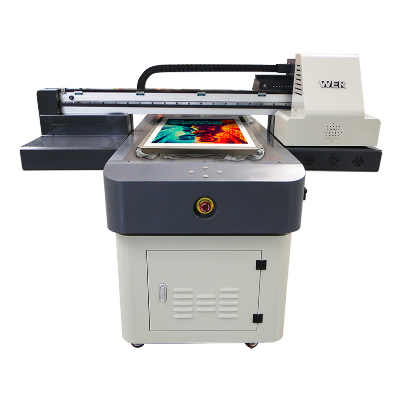 factory direct price glass printer foto flex banner printing machine ED6090T