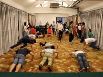 Indoor Expansion Activities, 4 2018