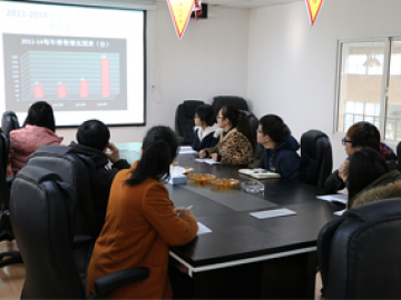 Performance review meeting, 2018