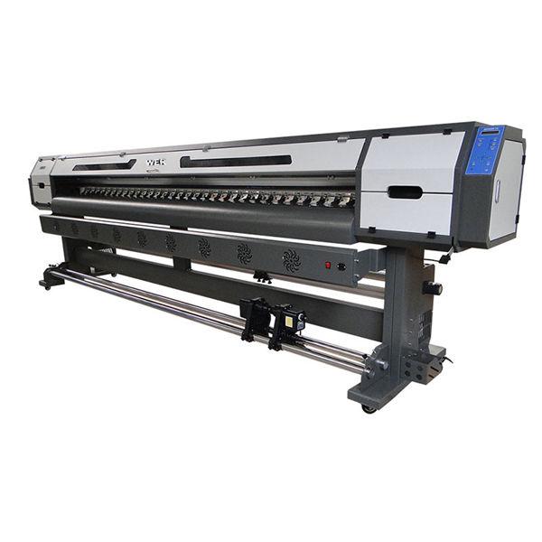 уф-цифровой принтер для печати баннеров обои холст винил carsticker