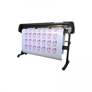 vinyl sticker desktop cutter plotter WER-HX720