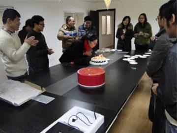 Worker's birthday, 2018