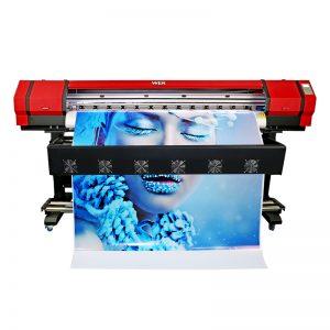 t-shirts fabric digital textile wide format sublimation printer WER-EW160